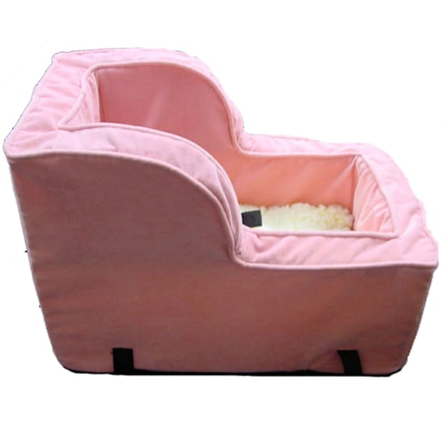 Snoozer Luxury High-Back Console in Pink - Carousel image #1