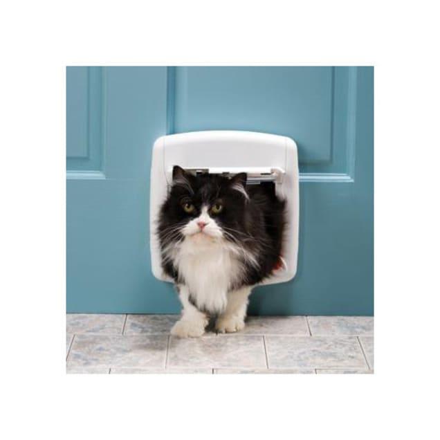 PetSafe 4-Way Locking Cat Flap - Carousel image #1