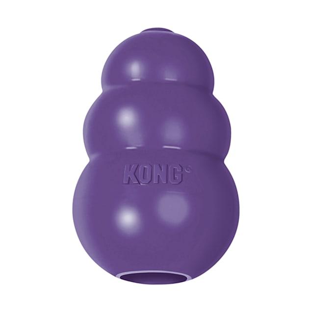 KONG Senior Kong Dog Toy, Large - Carousel image #1
