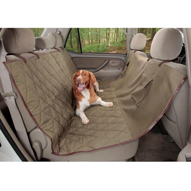 Solvit Deluxe Hammock Seat Cover For Dogs - Carousel image #1