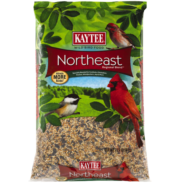 Kaytee Northeast Regional Blend Wild Bird Food, 7 lb. - Carousel image #1