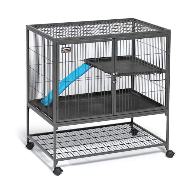 """Midwest Ferret Nation Single Unit with Stand Ferret Cage, 36"""" L X 25"""" W X 38.5"""" H - Carousel image #1"""
