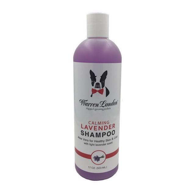 Warren London Calming Lavender Shampoo for Dogs, 17 fl. oz. - Carousel image #1
