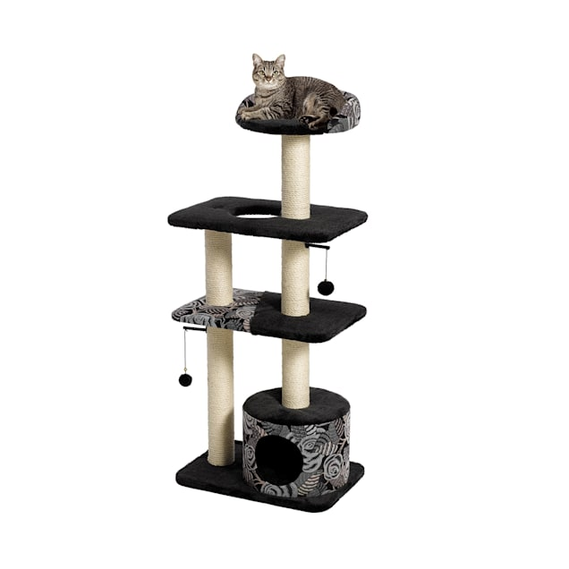 """Midwest Tower Cat Tree, 50.5"""" H - Carousel image #1"""