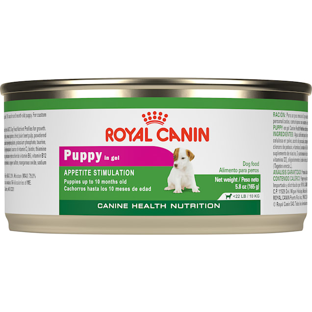 Royal Canin Canine Health Nutritionpuppy In Gel Wet Dog Food, 5.8 oz., Case of 24 - Carousel image #1