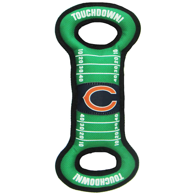 "Pets First Chicago Bears Field Toy For Dogs, 12.5"" - Carousel image #1"
