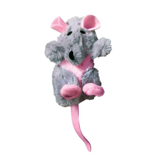 KONG Refillables Rat Cat Toy, Medium - Carousel image #1