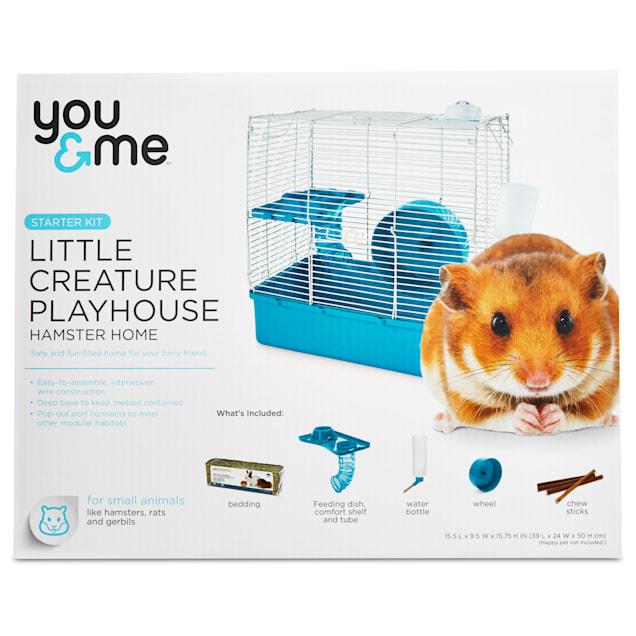 You & Me Hamster Starter Kit - Carousel image #1