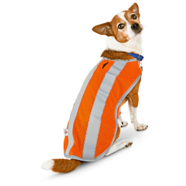 Good2Go Reflective Dog Safety Vest, Medium/Large - Carousel image #1