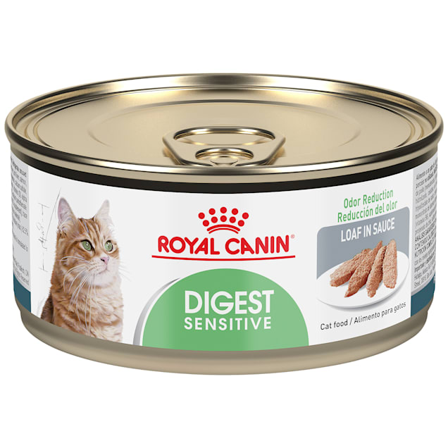 Royal Canin Digest Sensitive Loaf in Sauce Wet Cat Food, 5.8 oz., Case of 24 - Carousel image #1