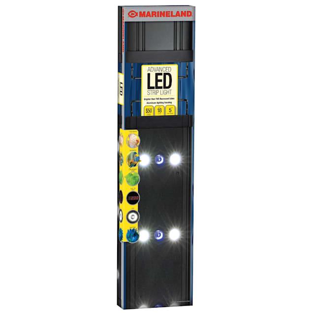 "Marineland Advanced LED Strip Light Bright Output, 18"" - Carousel image #1"