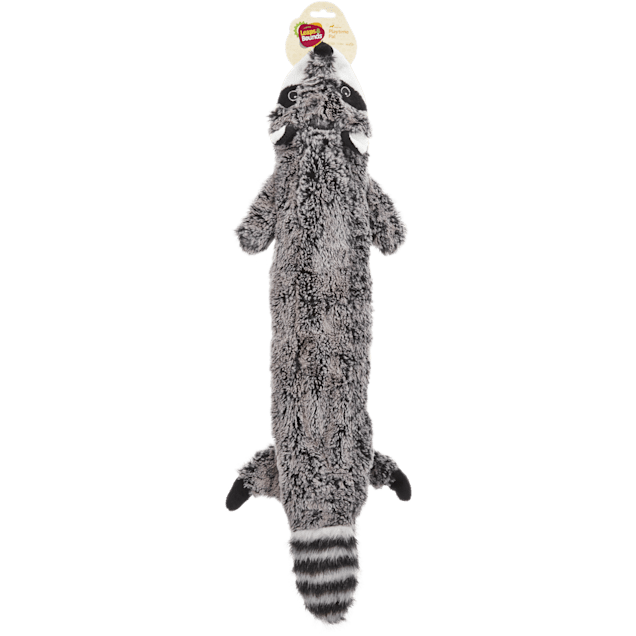 Leaps & Bounds Large Wildlife Unstuffed Raccoon Toy - Carousel image #1