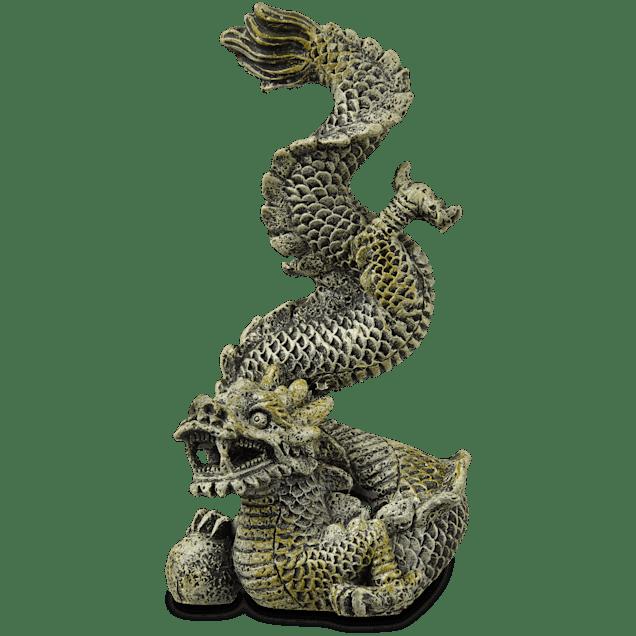Imagitarium Dragon Aquatic Decor, Medium - Carousel image #1