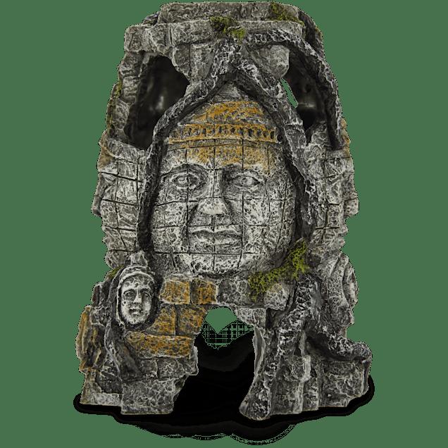 Imagitarium Resin Ruins with Faces Aquatic Decor - Carousel image #1