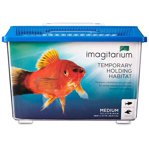 Imagitarium Pet Keeper for Aquarium Fish, Medium - Carousel image #1