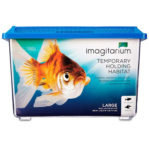 Imagitarium Pet Keeper for Aquarium Fish, Large - Carousel image #1