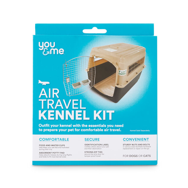 You & Me Airline Travel Kit for Pets - Carousel image #1