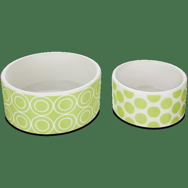 You & Me Ceramic Bowl, 2 Pack - Carousel image #1