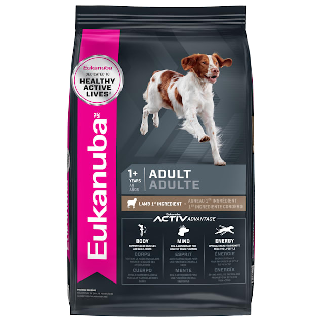 Eukanuba Adult Lamb 1st Ingredient Dry Dog Food, 30 lbs. - Carousel image #1