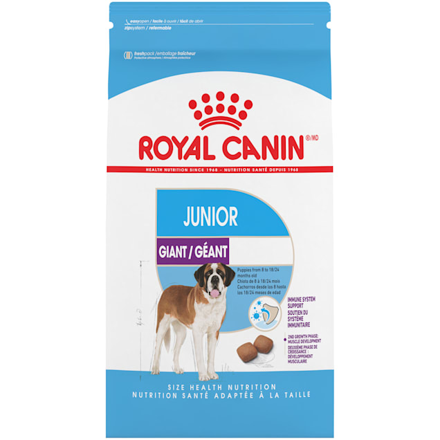 Royal Canin Giant Junior Dry Puppy Food, 30 lbs. - Carousel image #1
