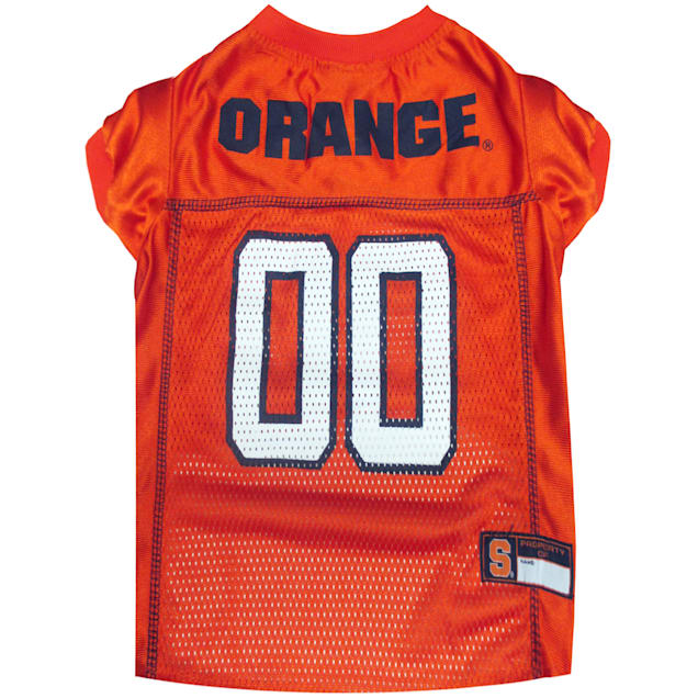 Pets First Syracuse Orange NCAA Mesh Jersey for Dogs, X-Small - Carousel image #1