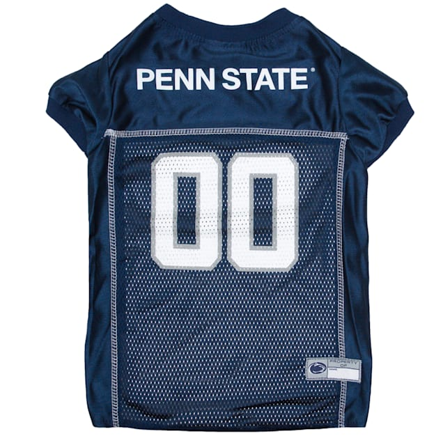 Pets First Penn State Nittany Lions NCAA Mesh Jersey for Dogs, X-Small - Carousel image #1