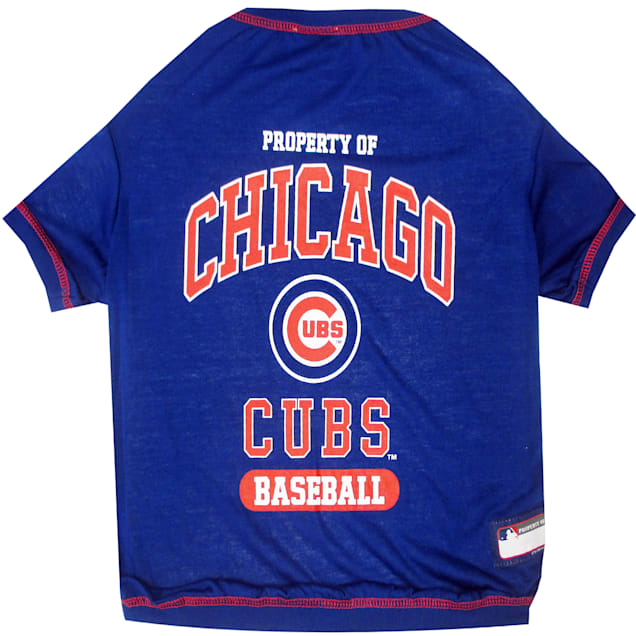 Pets First Chicago Cubs T-Shirt, X-Small - Carousel image #1