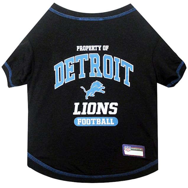 Pets First Detroit Lions T-Shirt, X-Small - Carousel image #1