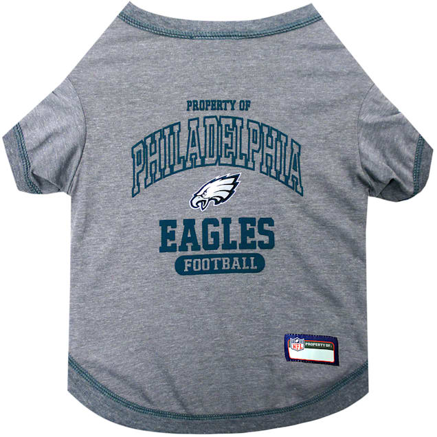 Pets First Philadelphia Eagles T-Shirt, X-Small - Carousel image #1