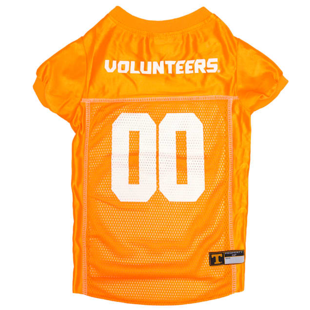 Pets First Tennessee Volunteers NCAA Mesh Jersey For Dogs, X-Small - Carousel image #1