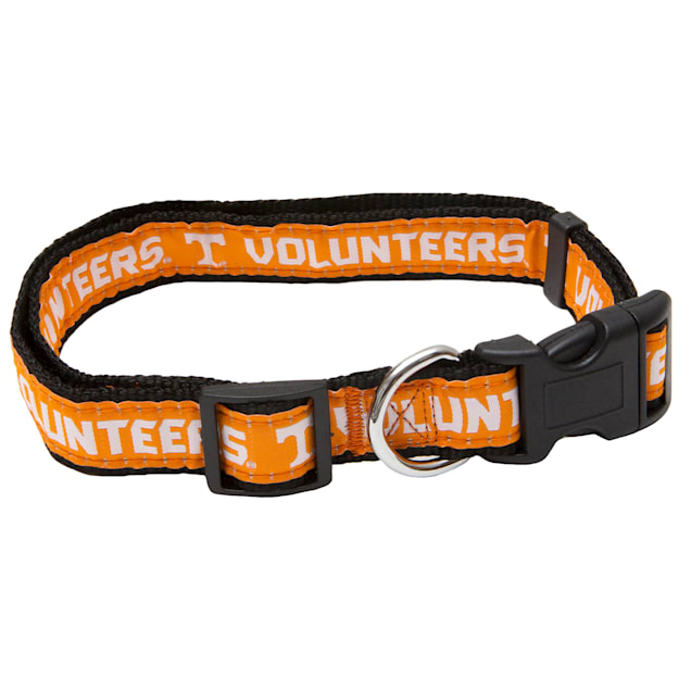 Tennessee Volunteers NCAA Dog Collar, Small - Carousel image #1