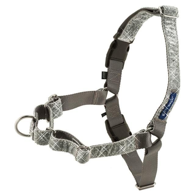 Petsafe Easy Walk Harness in Silver Bling, Medium/Large - Carousel image #1