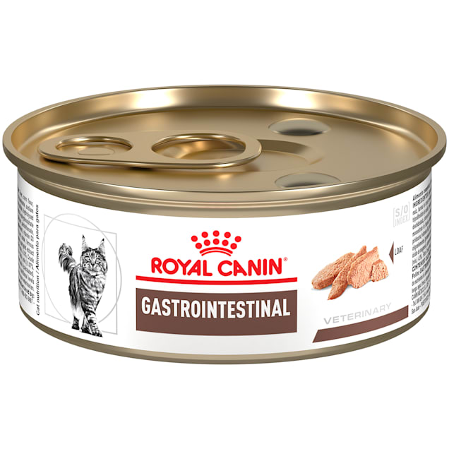 Royal Canin Veterinary Diet Feline Gastrointestinal High Energy In Gel Wet Canned Cat Food, 5.8 oz., Case of 24 - Carousel image #1