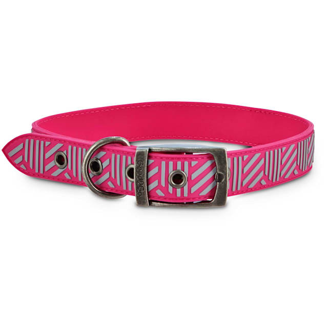 Good2Go Waterproof Collar for Dogs in Pink, Large/X-Large - Carousel image #1