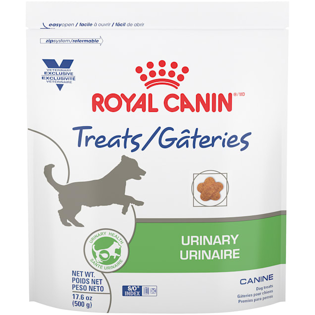 Royal Canin Veterinary Diet Urinary Dog Treats, 1.1 lbs. - Carousel image #1