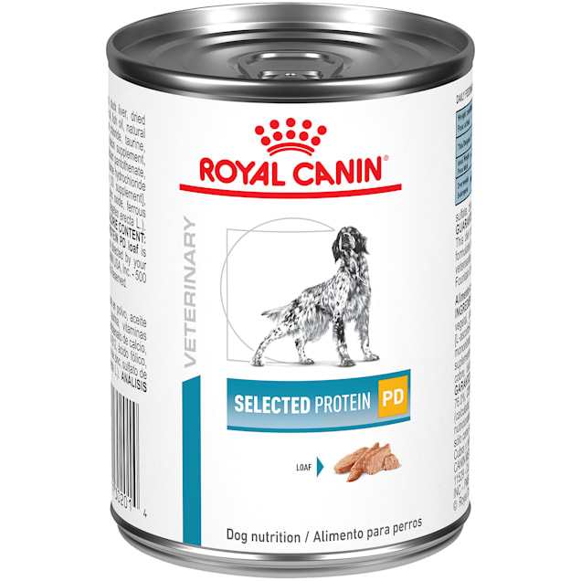 Royal Canin Veterinary Diet Selected Protein Potato and Duck Adult Wet Dog Food, 13.5 oz., Case of 24 - Carousel image #1