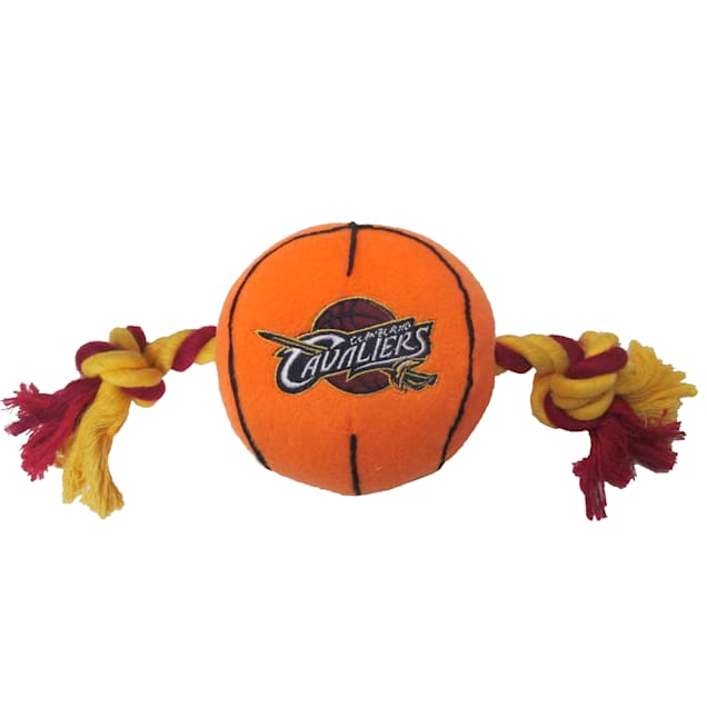 Pets First Cleveland Cavaliers NBA Plush Basketball Toy for Dogs, X-Large - Carousel image #1