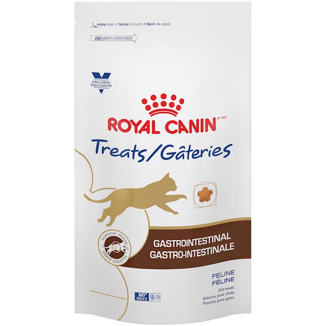 Royal Canin Veterinary Diet Gastrointestinal Feline Cat Treats,  7.8 oz. - Carousel image #1