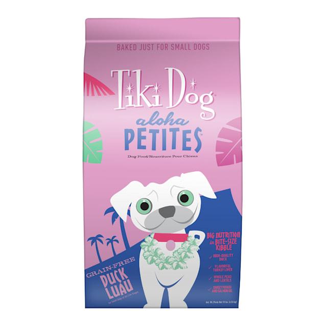 Tiki Dog Aloha Petites Duck Luau Dry Dog Food, 10 lbs. - Carousel image #1