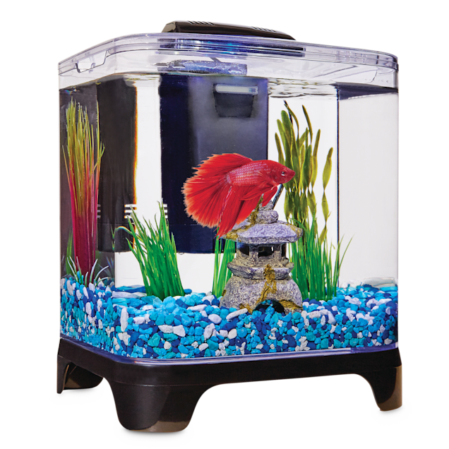 Imagitarium Betta Desktop Kit, 1.4 GAL - Carousel image #1