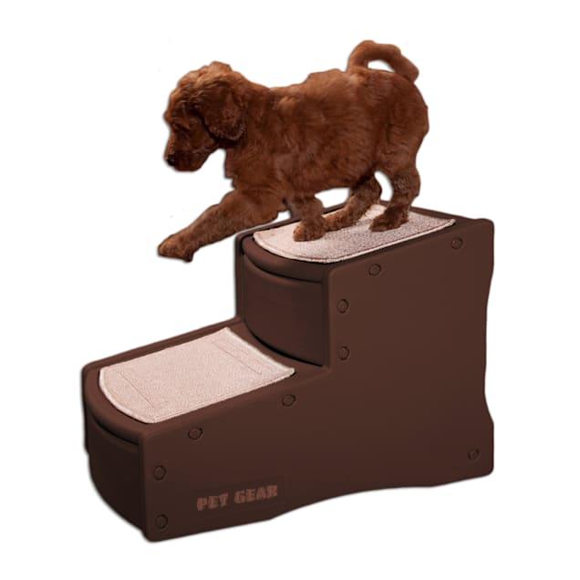 Pet Gear Easy Step II Pet Step in Chocolate - Carousel image #1