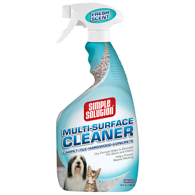 Simple Solution Multi Surface Cleaner, 32 fl. oz. - Carousel image #1