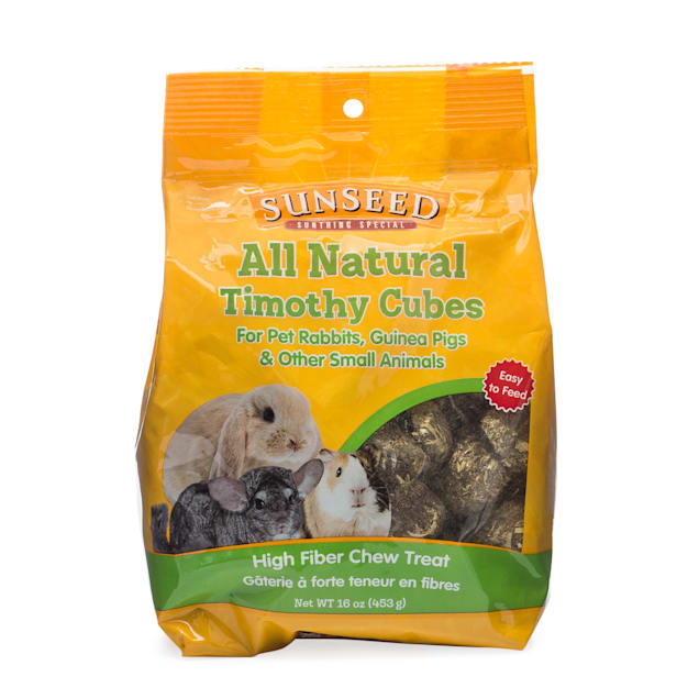 Sun Seed All Natural Timothy Cubes, 16 oz. - Carousel image #1