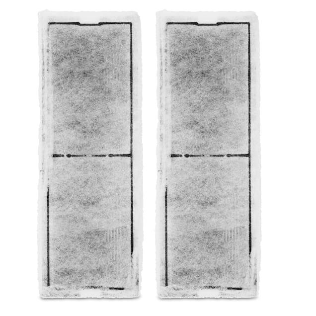 Imagitarium Replacement Carbon D Filter Cartridges, Pack of 2 - Carousel image #1
