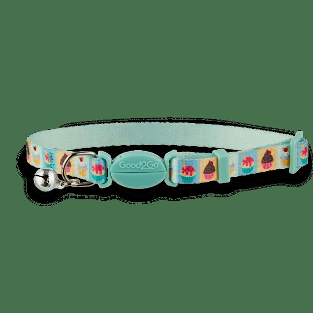 Good2Go Blue Sweet Surprise Breakaway Cat Collar - Carousel image #1
