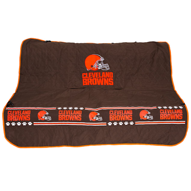 Pets First Cleveland Browns Car Seat Cover - Carousel image #1