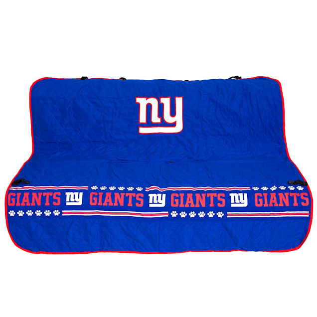 Pets First New York Giants Car Seat Cover - Carousel image #1