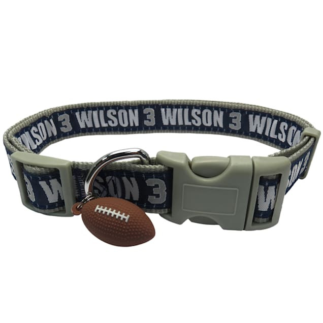 Pets First Russell Wilson Collar, Medium - Carousel image #1