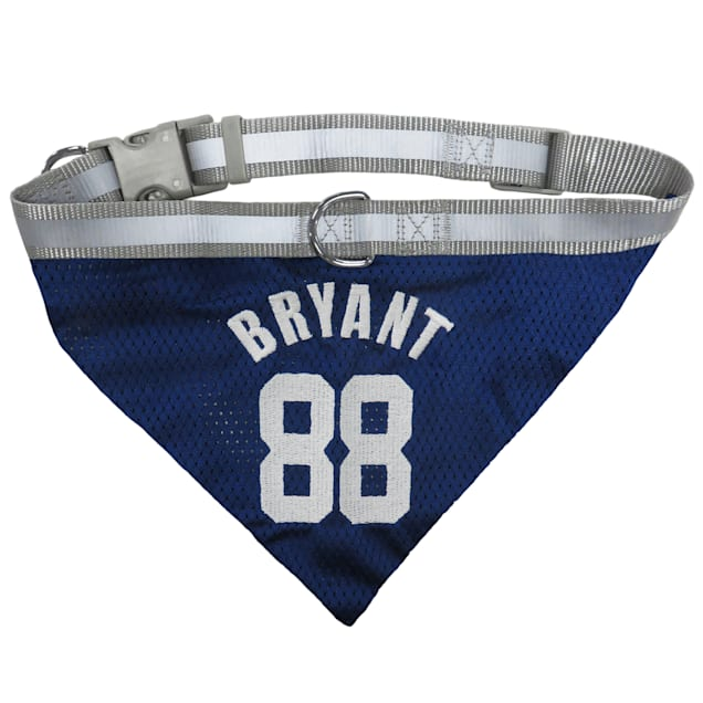 Pets First Dez Bryant Mesh Collar Bandana, Small - Carousel image #1