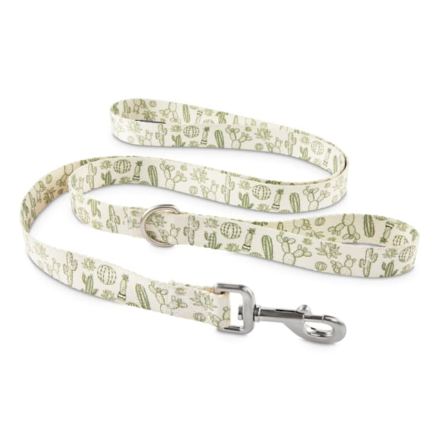 Good2Go Cactus-Print Dog Leash, 6 ft. - Carousel image #1